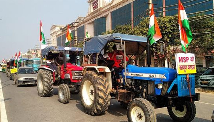 Delhi Police Allow Farmers' Tractor Rally, Barricades To Open On Jan 26