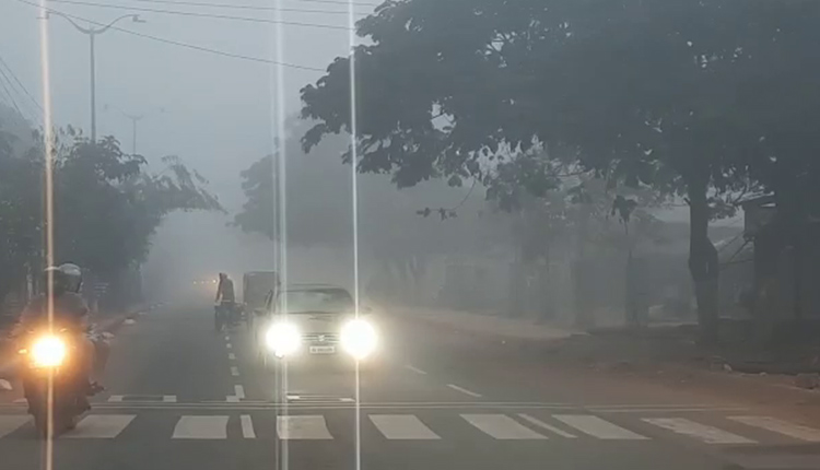 Cold Wave & Dense Fog Warning Issued For Several Parts Of Odisha