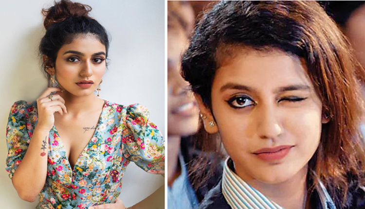 Wink Girl Priya Prakash Varrier Nails It Again! This Time With Scintillating Dance Moves