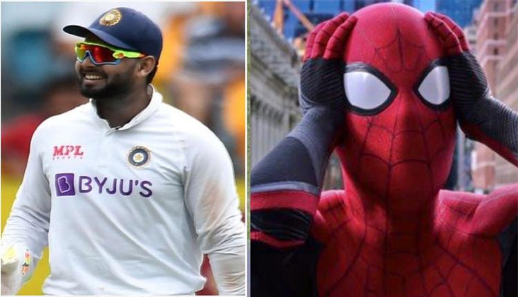 Watch Rishabh Pant's Spiderman Song During Gabba Test Triggers Meme Fest