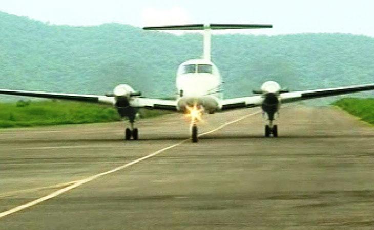 Pratap Sarangi Seeks Flight Services From Amarda Road Airport In Mayurbhanj