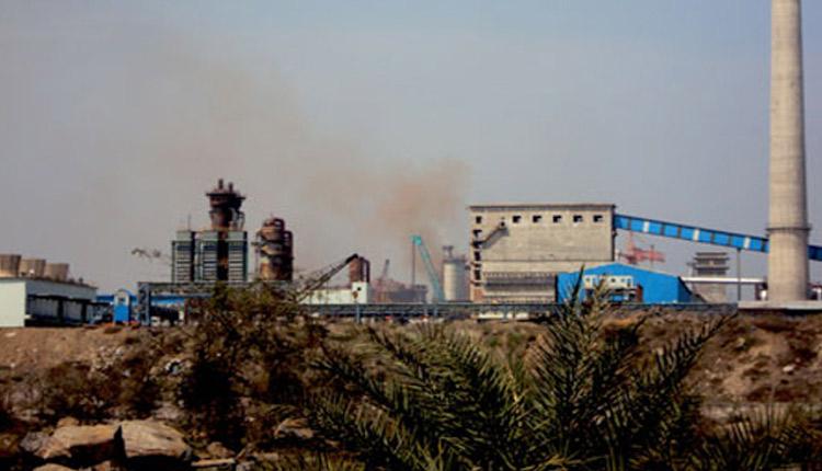 IIT-Kharagpur Researchers Turn Odisha Steel Plant Dumpsites Into Greenbelt