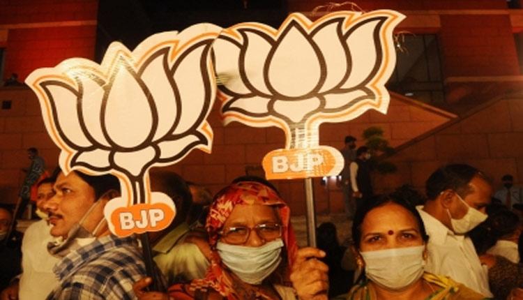Gujarat Civic Polls Result Victory Of Modi's Development Politics: BJP