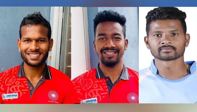 3 Odisha Players In India Men's Hockey Team For Germany, Belgium Tour
