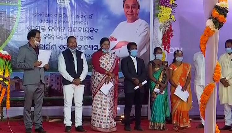 Kotia To Be Transformed Into A Model Panchayat: Odisha CM Naveen