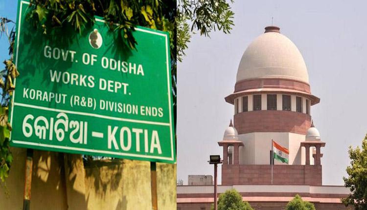 Odisha-AP Border Dispute: Andhra Holding Elections In Kotia Since 1952 - AP Tells Supreme Court