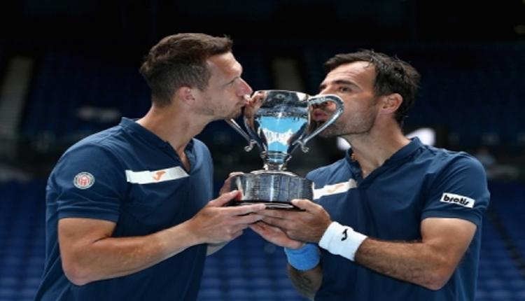 Men's Double Title