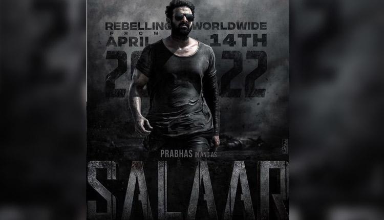 Prabhas' Most Awaited Flick Salaar Release Date Announced