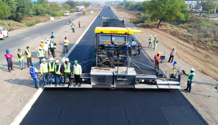 NHAI Develops Single Lane Of 25.54 Kms Road In 18 Hrs