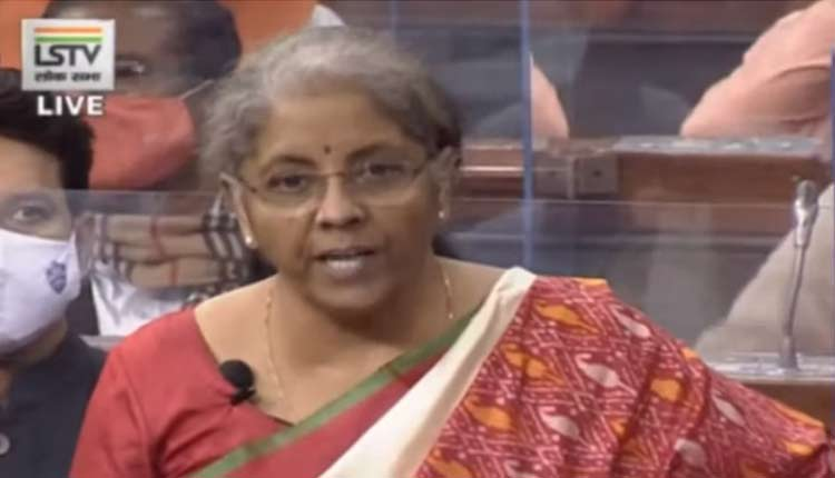 Govt Pursuing Reforms To Make India One Of World's Top Economies: FM Sitharaman