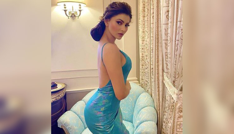 Urvashi Rautela Is Excited Ahead Of Her International Debut