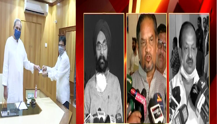 Odisha: Opposition Reacts To CM Naveen's 'Pro-people & Transformative Budget'