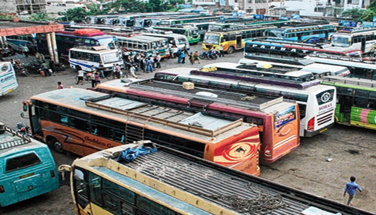 Odisha Bandh: Private Buses To Stay Off-Road On Monday