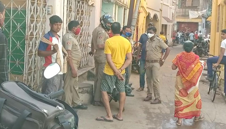 Odisha: College Girl With Hands, Legs Tied Rescued From 'Burning House' In Cuttack