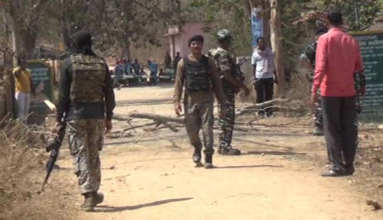 Major Tragedy Averted As Jawans Diffuse 5.5 Kg Landmine In Odisha