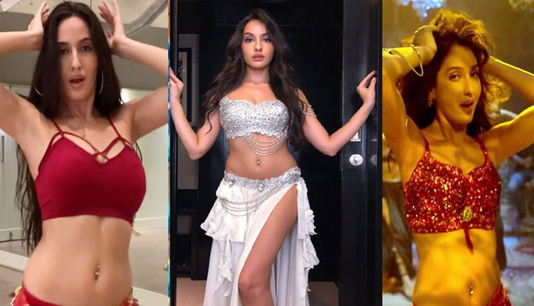 Watch 5 Times Nora Fatehi Sizzled On Stage With Her Fiery Moves