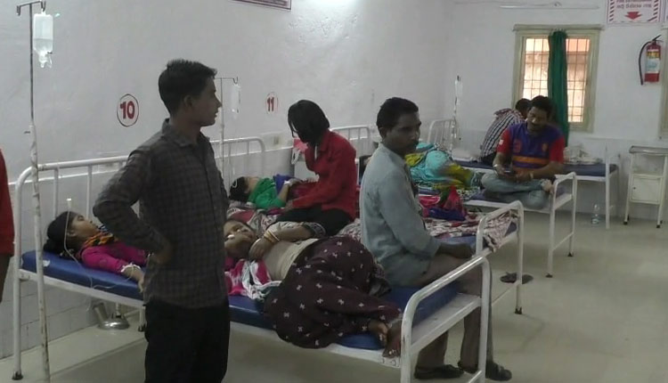 Over 50 Fall Sick After Eating Food At Wedding Feast In Kendrapada