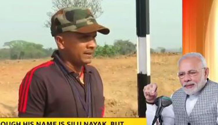PM Modi Lauds Odisha's Nayak Sir Who Trains Youths To Join Indian Army