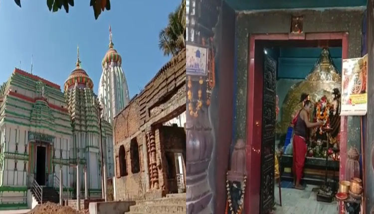 Two temples looted in Odisha