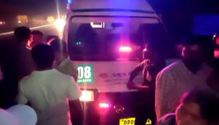 Ambulance Staff Detained For Abducting Patient, Relatives In Bhadrak