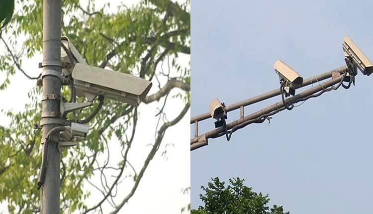 Odisha: CCTV Glitches In Bhubaneswar Put Police On Toes