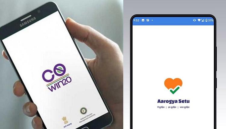 Co-win-Aarogya-Setu-App