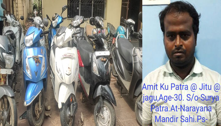 Man Flees With Motorcycle On Pretext Of Test Drive In Bhubaneswar, Arrested