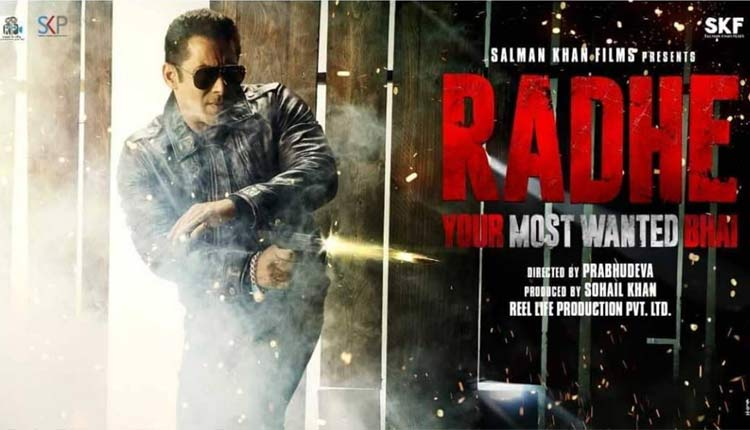 Salman Khan Announces Released Date of Radhe: Your Most Wanted Bhai | OTV  News