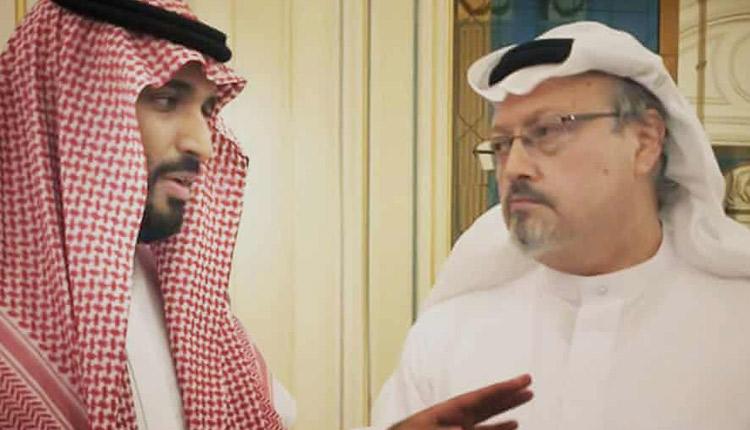 Slain Journalist Khashoggi's Fiancee Demands Punishment For Saudi Crown Prince
