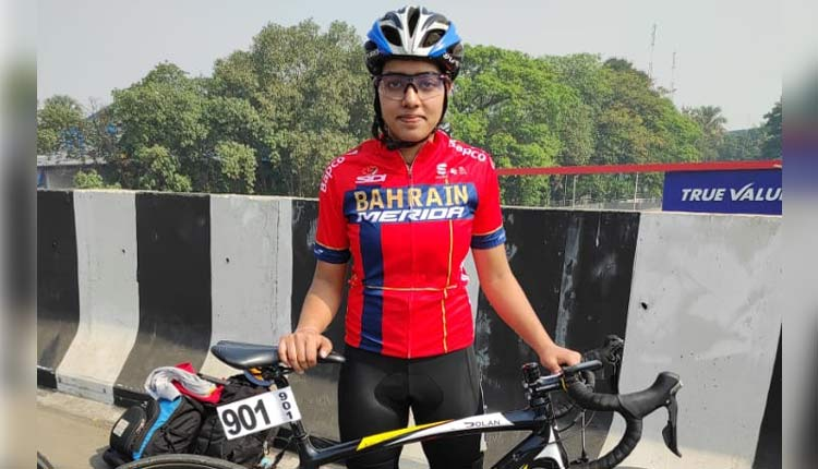 On Women's Day Swasti Singh Makes Odisha Proud, Seals Gold In National Road Cycling Championship