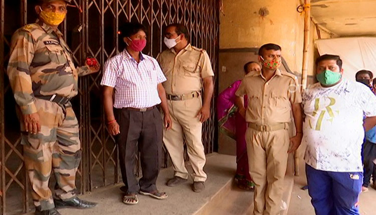 Coaching Centre, Shopping Complex Sealed In Cuttack For Violating Covid-19 Norms