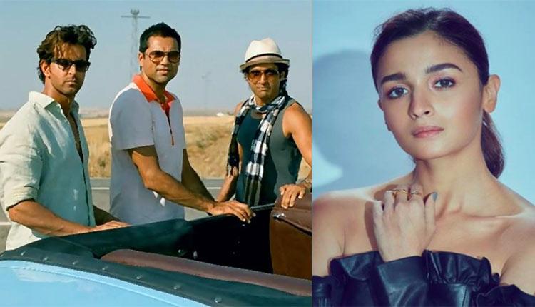 Zindagi Na Milegi Dobara 2: Alia Bhatt Replaces Hrithik ...