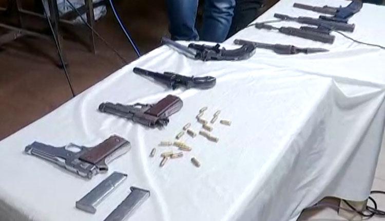 STF Nabs 2 Arms Smuggler in Odisha
