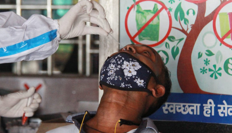 Five States Account For Over 72 Pc Of Country's Total Active COVID-19 Cases: Govt