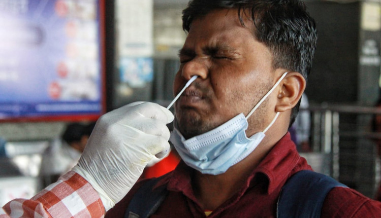 India's COVID-19 Tally Climbs To 1,32,05,926 With Over 1.45 Lakh Fresh Cases