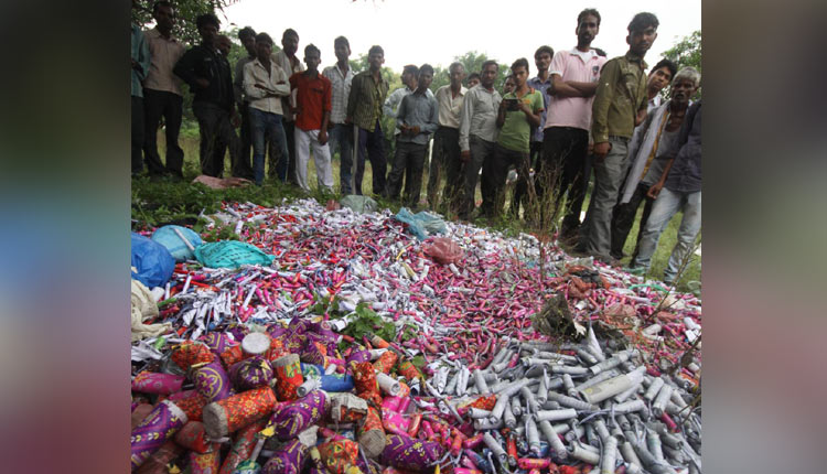 Explosion At Illegal Cracker Factory In UP Leaves 5 Dead