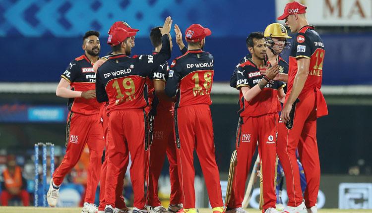 RCB Pull Off Last Ball Thriller Against MI In IPL Opene