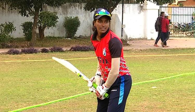 Odisha cricketer Madhuri Mehta