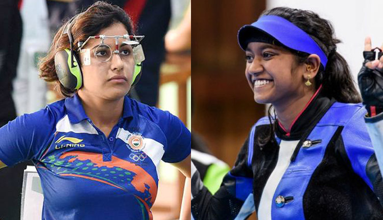 Manu Bhaker To Represent India In Three Events In Olympics, Elavenil Valarivan Included As Chinki Misses Out