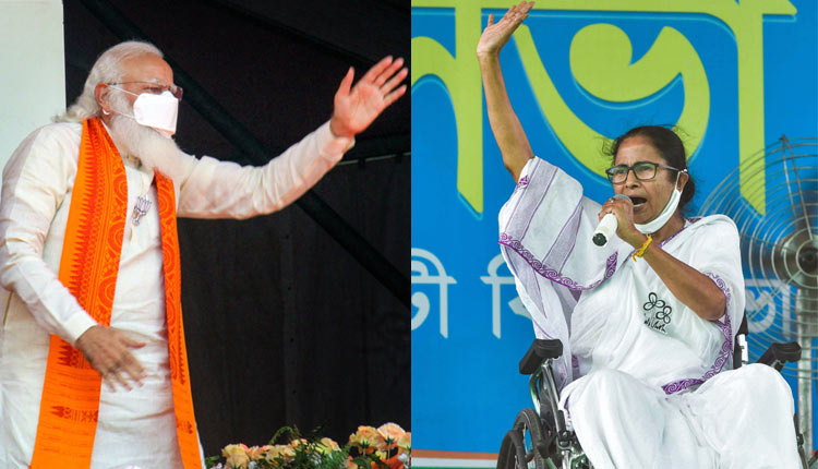 Bengal Assembly Elections: Inciting People Against Central Forces Won't Save You, Says PM Modi To CM Mamata