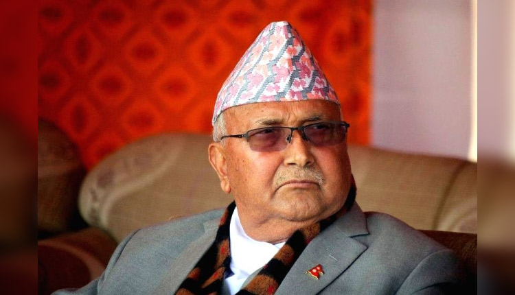 Nepali Congress Initiates Moves To Topple PM Oli, Form Govt Under Its Leadership