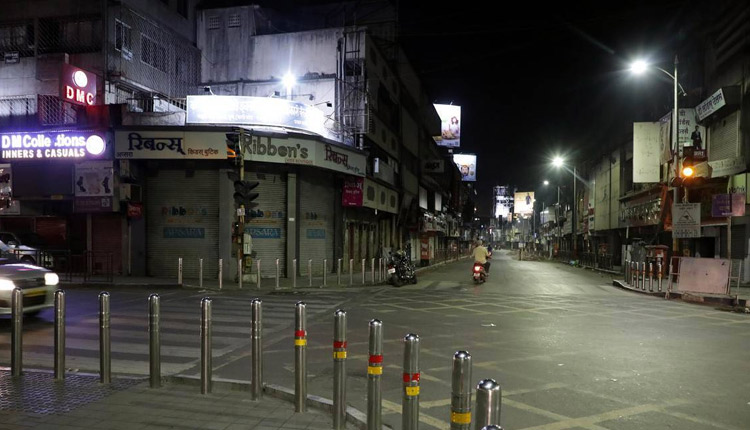 Weekend Lockdown In Maharashtra From 8pm-7am, Stricter Curbs From Monday