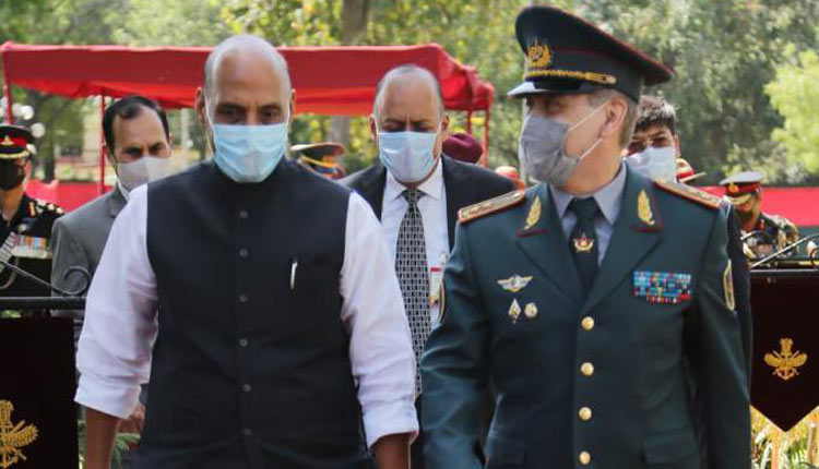India, Kazakh Defence Ministers Discuss Ways To Strengthen Military Ties