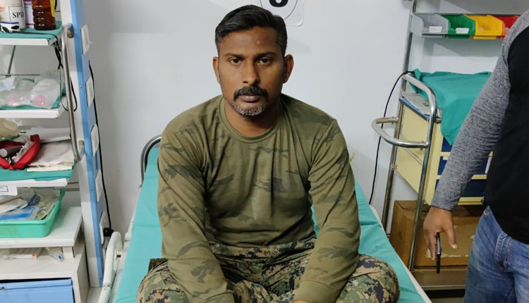 I Didn't Lose Hope, Says CRPF Commando Rakeshwar Manhas Who Was Abducted By Naxals