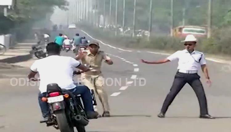 Traffic-Violation-Odisha