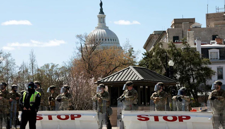 US Capitol Attack Sparks Debate Over 'Security Vs Public Access'