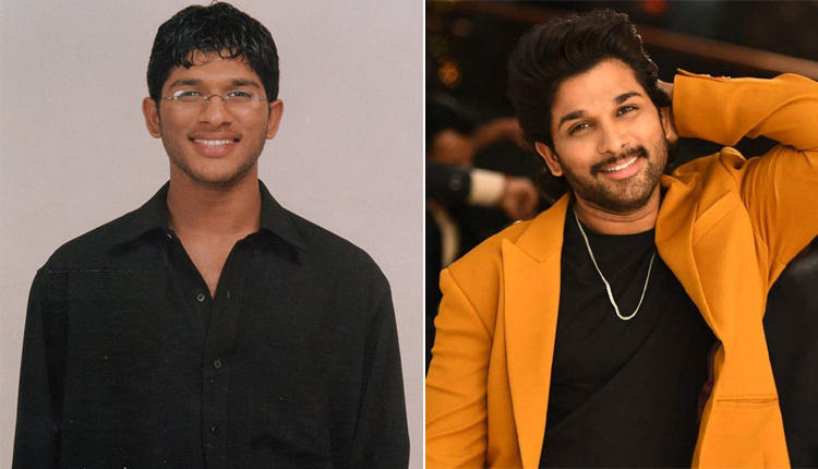 The Secret Of Allu Arjun: How The Puspa Star Turned Into 'The Stylish Star' | In Pics