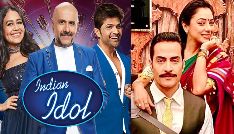 Anupamaa, Indian Idol 12: Covid19 Terror Strikes Top TRP Telly Shows