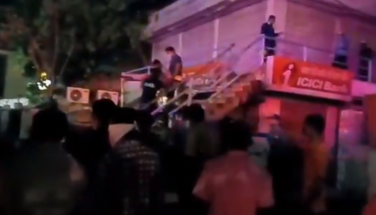 4 killed in Nagpur private hospital blaze, 37 patients saved.