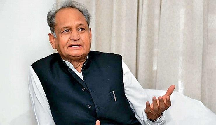 Rajasthan CM Ashok Gehlot Tests Positive For Covid-19   OTV News